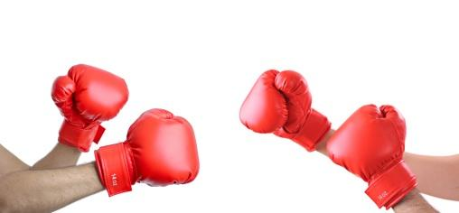 Putting on the mental boxing gloves: Tips on how to beat writers block