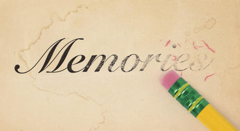 Some Memories Are Hard To Erase