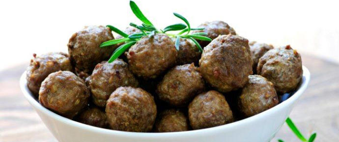 The First Time I Ate a Meatball, a Swedish Meatball