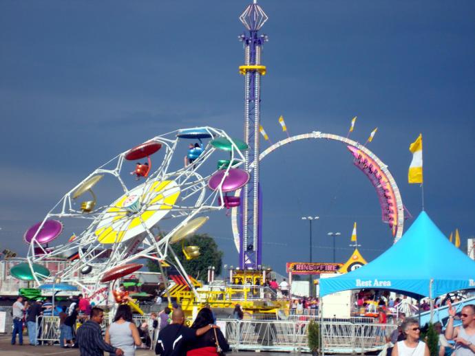 Fun fair foods: Top Ten carnival delicacies 🎢🎡