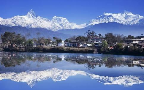 Tourist Take: Kashmir.