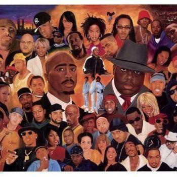15 Hip Hop/R&B Songs from the 1990's.