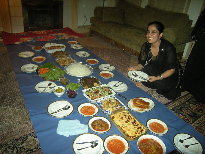 Kurdish Foods that everyone must try