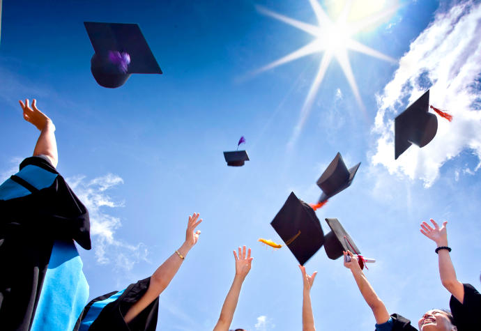 The Pros, and Cons of Graduating.