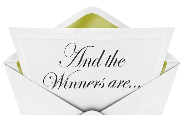 GaG Writing Contest Winners Announced!