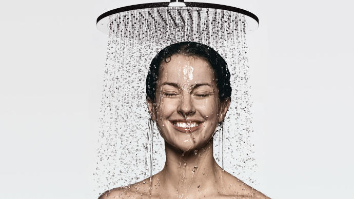 Why Showering Once a Week Should Be Perfectly Acceptable