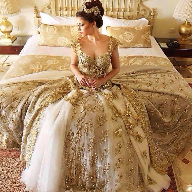 20 Beautiful Dresses From Around The World Maghreb Edition