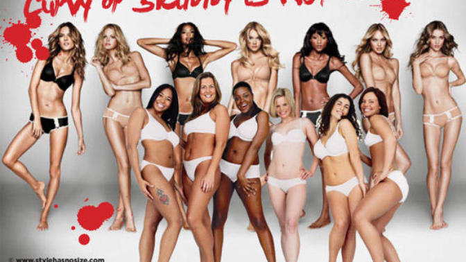 Skinny vs. Curvy: Quit Shaming Women Because of Their Build! >:( >:(