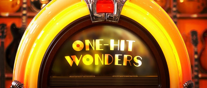 My 12 Favorite One Hit Wonders!