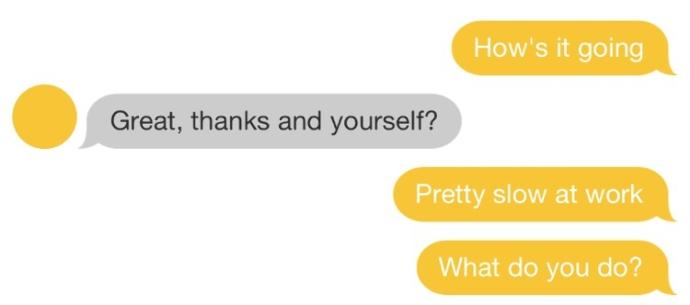 How a Dating App Stood Up for One of It's Users