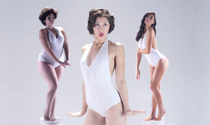 3,000 Years of Women's Ideal Beauty Standards