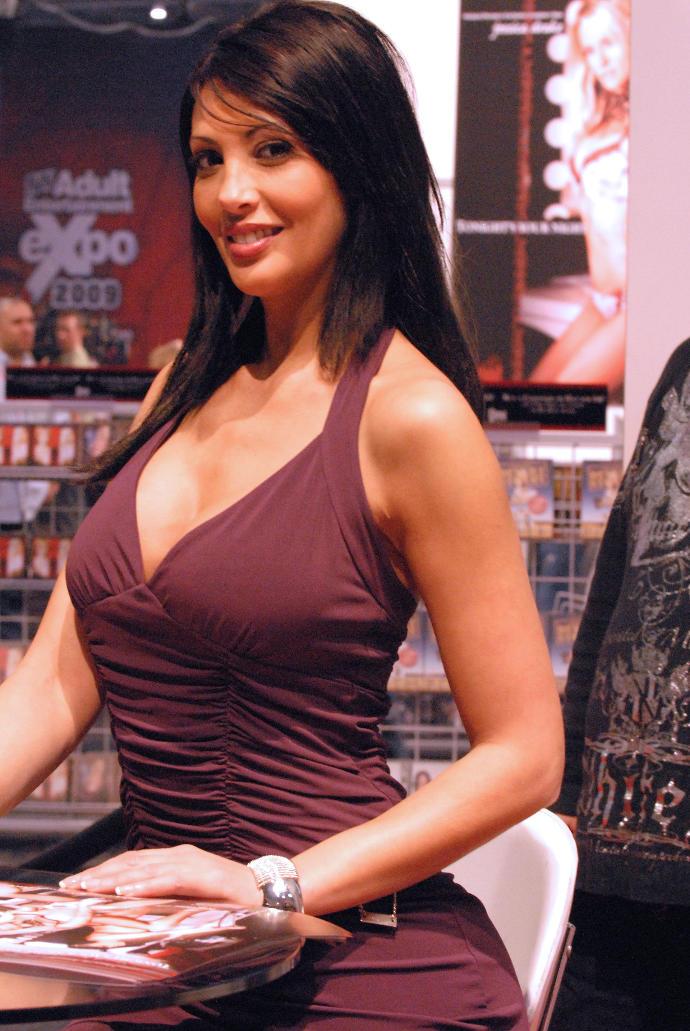 Arab porn star