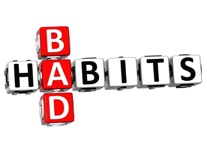 Mainstream Bad Habits That Absolutely Must Stop
