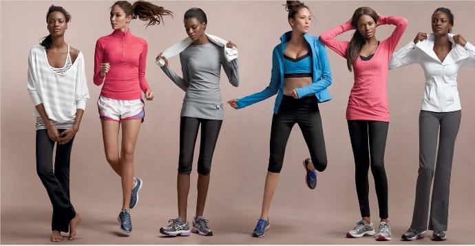 Work It Girl: Your Fitness Fashion