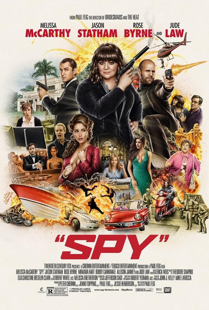 My Top 10 Favorite Movies of 2015