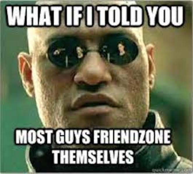 How Men Can Avoid The Friendzone For Good!