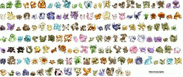 A Guide For The First 6 Pokemon Games, If You Want To Collect All The Pokemon On Your Own (Without Cheating)