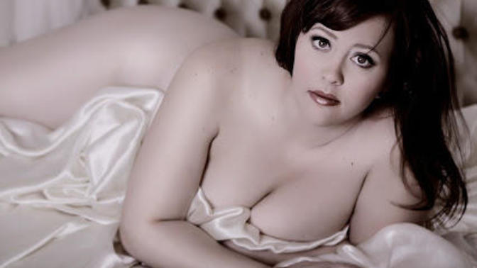 "The Sexiest ""Plus-Size"" Models: Curves Galore!"