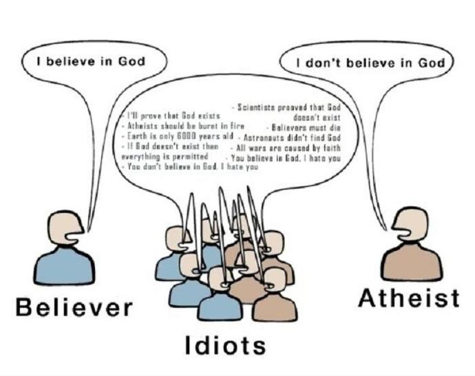 The Strengths of Atheism