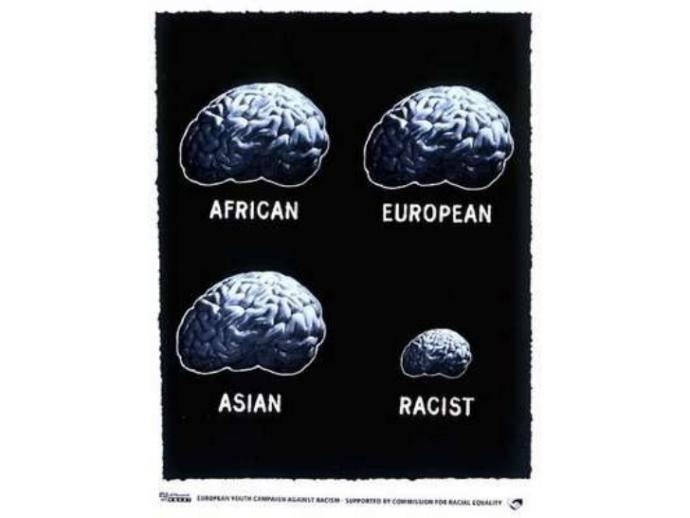 Racial and ethnic stereotypes that need to stop