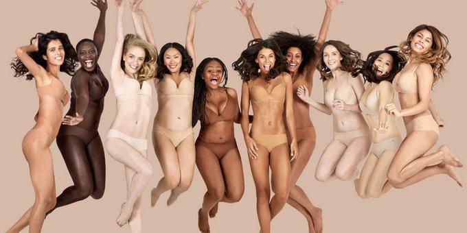 Work It Girl: Nude For All Womankind