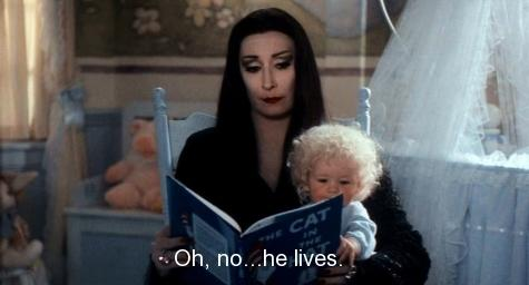 18 of the Very Best Addams Family Quotes