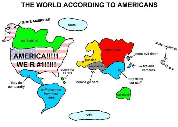America VS The World: 15 Things Americans Do Differently Than The Rest Of The World