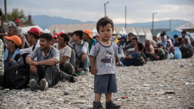 German Who Worked with Refugees Describes His Experience