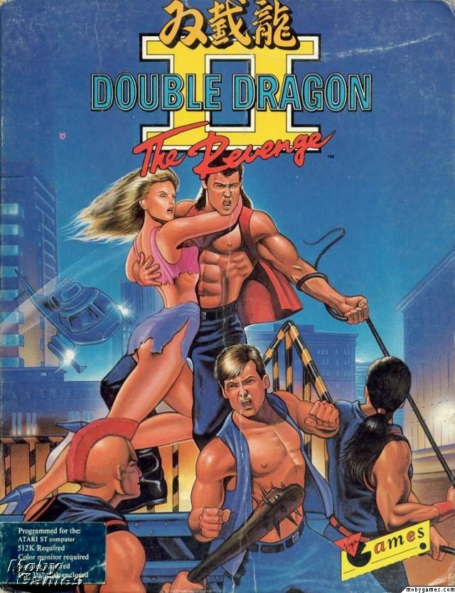 Reasons I Love The Double Dragon Movie (Even Though Its Awful)