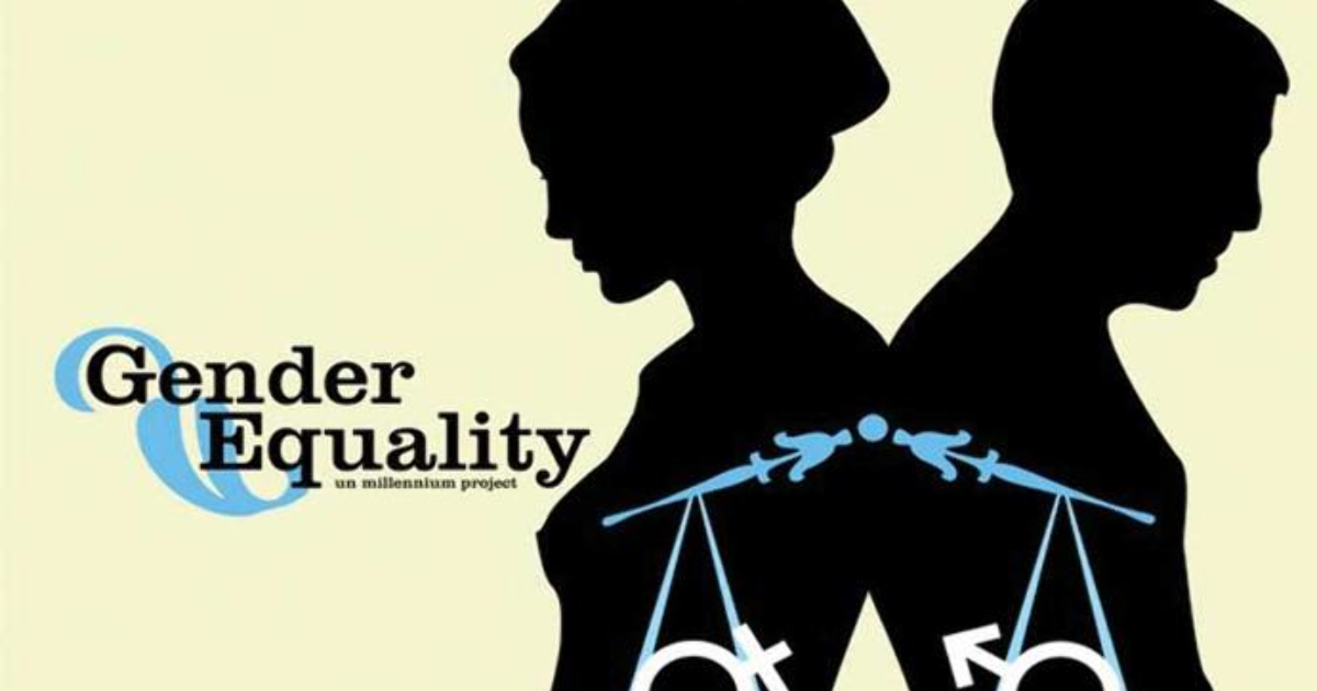 gender equality dating Anti-feminists welcomed this shift as a sign that most americans did not want to push gender equality personal attitudes and relationships.