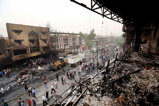Why Don't You Feel Sympathetic or Emotional About Terrorist Attacks in Iraq?