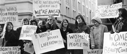 """the history of feminism in america A photographic look at the history of the women's rights movement  national  american woman suffrage association parade on march 3, 1913  all of the real  policy changes that the feminist movement has made,"""" bijani."""