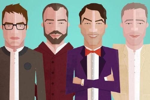 The 6 Personalities of Men: Alpha, Beta, Gamma, Omega, Delta, Sigma