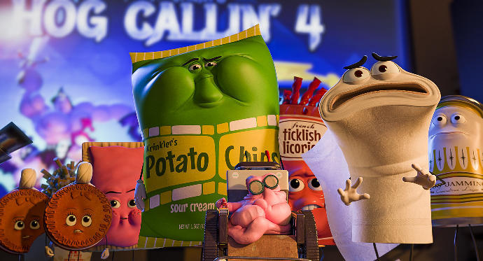 How Sausage Party Seriously Failed My Expectations