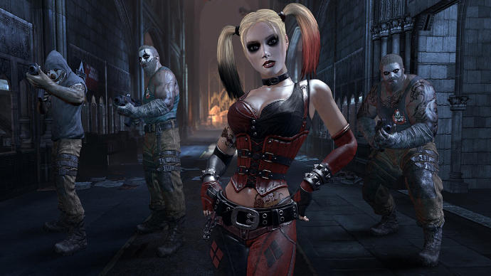 Harley Quinn: Today's Ruined Woman