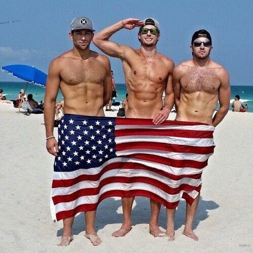 8 Reasons Why I Just Love American Guys