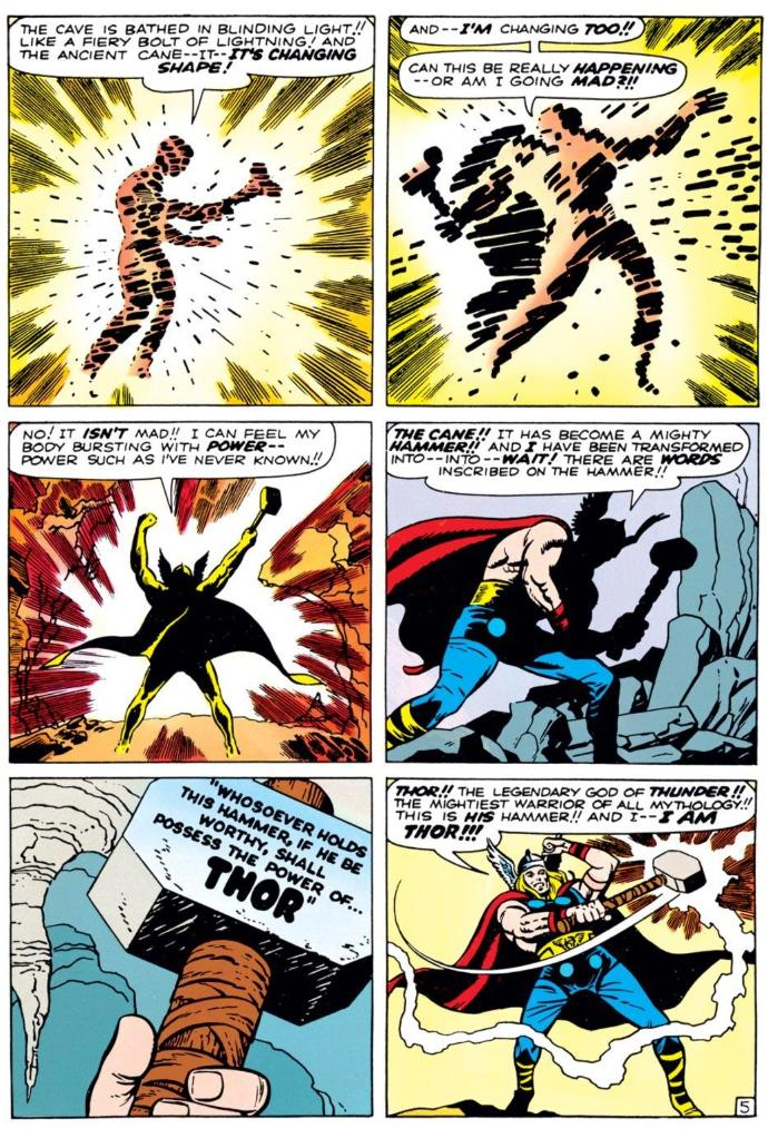 Comic Book Trivia: The Mighty Thor
