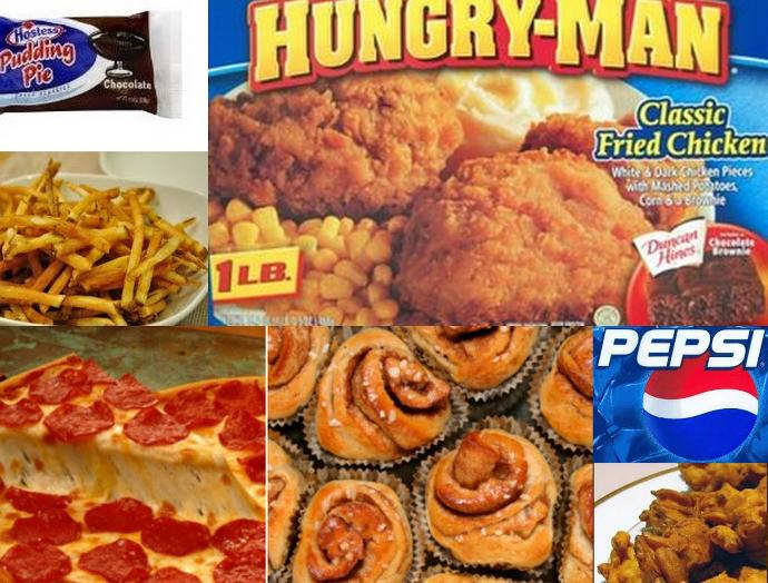 6 Reasons Why You Should Avoid Highly Processed, Manufactured Foods