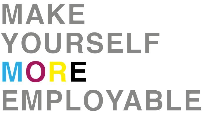 How To Make Yourself More Employable!
