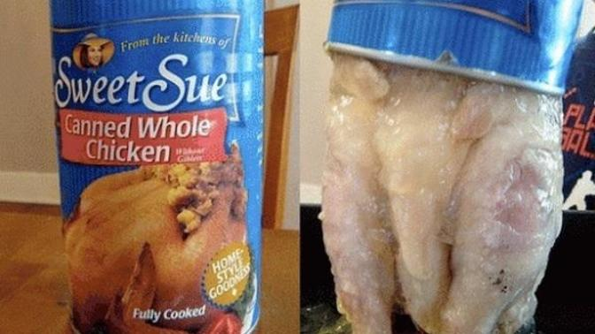 10 of the Strangest Canned Foods You Can Buy