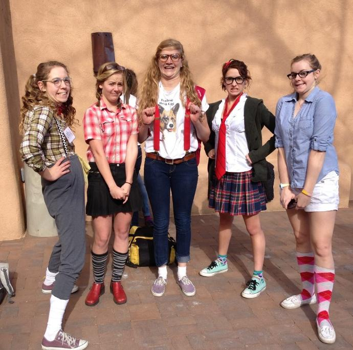 Who Are the Nerds, Really?