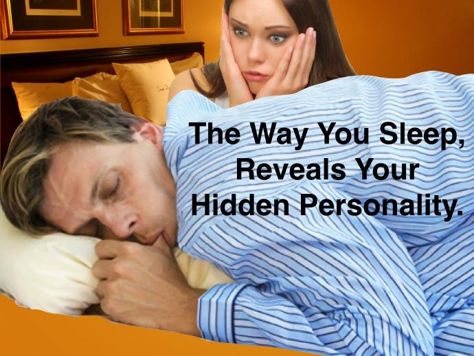 I Think You Should Know What Your Sleeping Position Say About Your Personality.