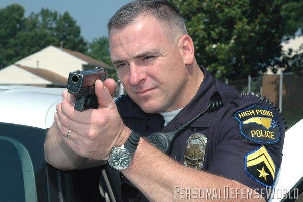 Why Do Police Officers in the United States Carry Rifles?