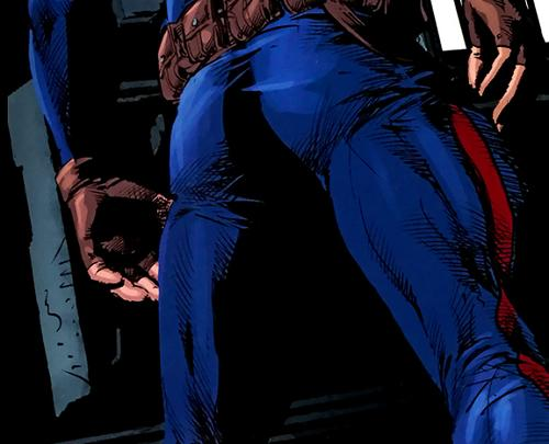 10 Best Male Butts On Display in Comic Books