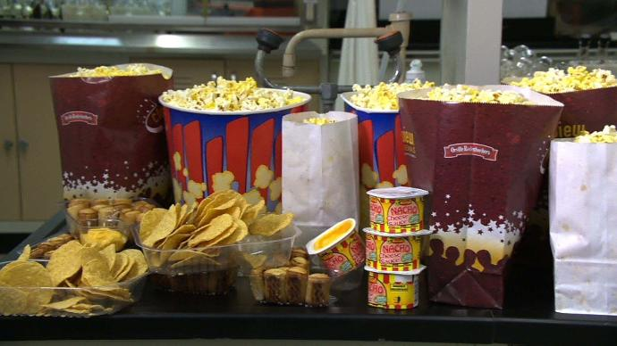 5 Reasons Why You Should Not Take Your Date To The Movies
