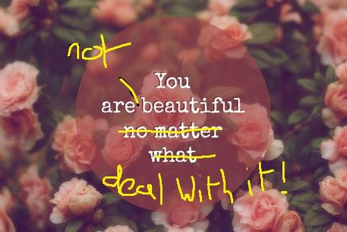 Beautiful Doesn't Mean Better