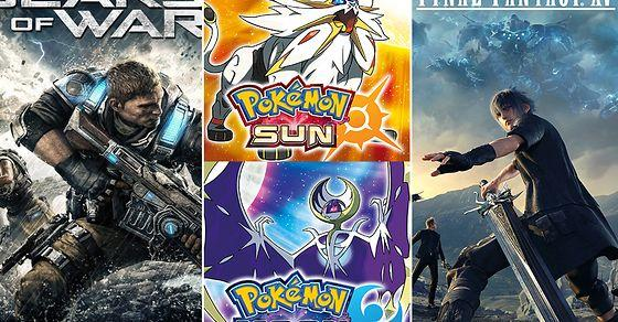 Video games that are coming out this fall.