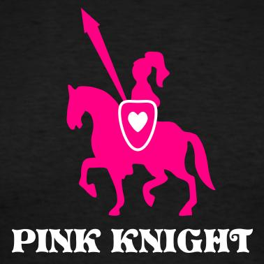 The Great Controversy: On Being A Pink Knight Social Justice Warrior (Kind Of)
