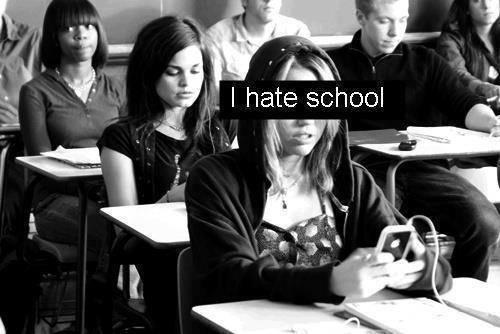 7 Things I Hate About High School