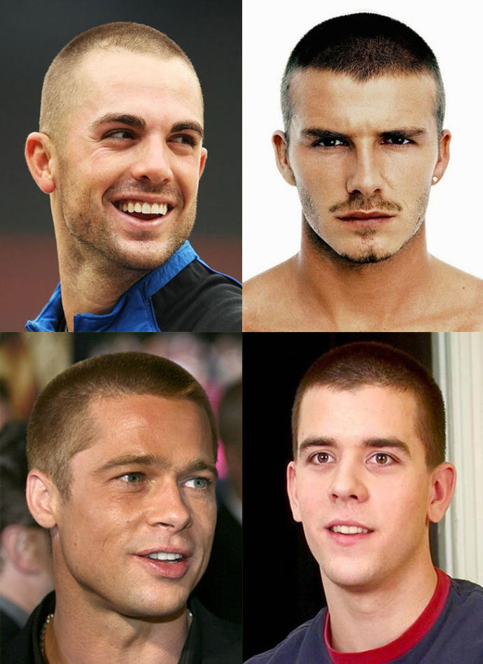 Men's Hairstyles, Part 2 - Short Styles
